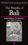 The People of Bali Angela Hobart