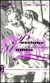 Passions Betweem Women: British Lesbian Culture 1668-1801  by  Emma Donoghue