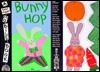 Bunny Hop: A Baby Wiggles Mobile Book (Board Book With Mobile) Lizi Boyd