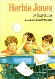 Herbie Jones  by  Suzy Kline