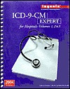 Icd-9-cm 2004 Expert for Hospitals: Voumes 1,2, & 3  by  Catherine A. Hopkins