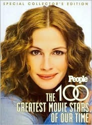 The 100 Greatest Movie Stars of Our Time  by  People Magazine