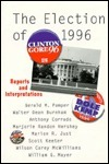 The Election of 1996: Reports and Interpretations Gerald M. Pomper
