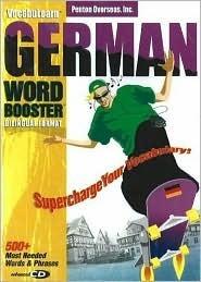 Vocabulearn German Word Booster Penton Overseas Inc.