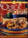 Weight Watchers Quick Meals Weight Watchers