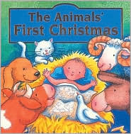 The Animals First Christmas Board Book  by  Gaby Goldsack