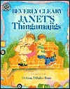Janets Thingamajigs Beverly Cleary