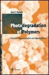 Progress in Photochemistry & Photophysics, Volume VI Jan F. Rabek