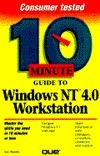 10 Minute Guide To Windows Nt Workstation 4. 0  by  Sue Plumley