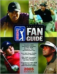 Official Pga Tour Fan Guide  by  PGA Tour