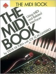 The MIDI Book  by  Steve De Furia