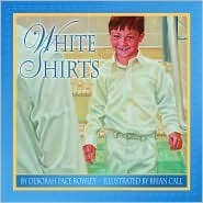 White Shirts  by  Deborah Pace Rowley