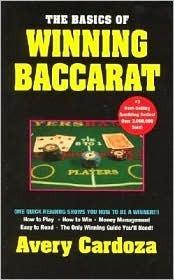 The Basics Of Winning Baccarat Avery Cardoza
