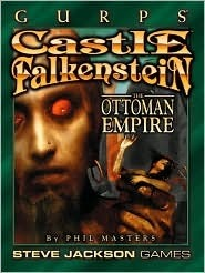 Gurps Castle Falk  by  Phil Masters