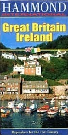 Great Britain/Ireland, Hammond (Hammond International Hammond World Atlas Corporation