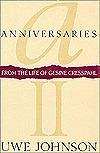 Anniversaries II: From The Life Of Gesine Cresspahl Uwe Johnson