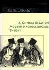 Equilibrium And Macroeconomics  by  Frank Hahn