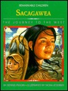 Sacagawea: The Journey To The West Dennis Brindell Fradin