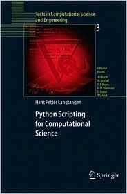 Scripting in Computational Science Hans Petter Langtangen