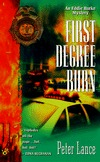 First Degree Burn  by  Peter Lance