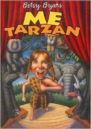 Me Tarzan Betsy Byars