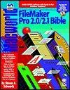 Macworld¨ File Maker¨ Pro 2.0/2.1 Bible  by  Steven A. Schwartz