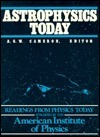 Astrophysics Today  by  Alastair G. Cameron