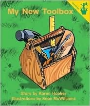 My New Toolbox  by  Karen Hooker