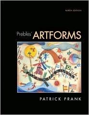 Prebles Artforms (with MyArtKit Student Access Code Card) (9th Edition) (MyArtKit Series) Patrick L. Frank