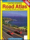 United States Road Atlas 1998: Including Canada and Mexico  by  American Map Corporation