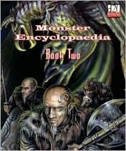 Monster Encyclopaedia 2: The Dark Bestiary G. Hanrahan