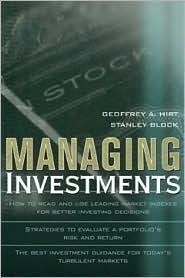 Managing Investments Geoffrey A. Hirt