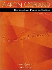 The Copland Piano Collection: 13 Piano Pieces  by  Aaron Copland