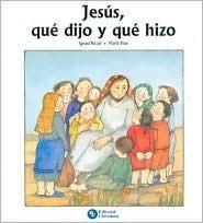 Jesus Que Dijo y Que Hizo Maria Rius Ignasi Ricart