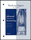 Working Papers For Use With Advanced Financial Accounting  by  Richard E. Baker