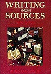 Writing From Sources  by  Brenda Spatt