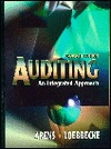 Auditing, An Integrated Approach  by  Alvin A. Arens