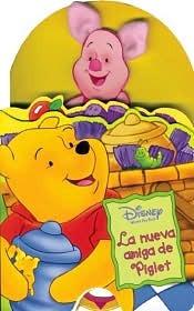 Disney Peek-A-Boo: La Nueva Amiga de Piglet  by  Sara Miller