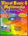 Visual Basic 4 Multimedia Adventure Set with CD-ROM Scott Jarol