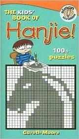 The Kids Book of Hanjie!  by  Gareth Moore
