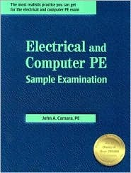 Electrical And Computer Pe Sample Examination John A. Camara