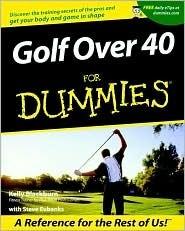 Golf Over 40 for Dummies  by  Kelly Blackburn