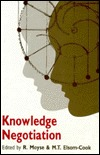 Knowledge Negotiation: Multiple Viewpoints & Uncertainty in Intelligent Tutoring Systems Design Rod Moyse