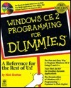 Windows CE 2 Programming for Dummies [With Contains Source Code, Ce Install, Expense Tracker]  by  Nick Grattan