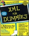 XML for Dummies [With Contains Freeware, Code Examples, Dxp Parser...]  by  Ed Tittel