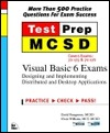 Test Prep MCSD: Visual Basic 6 Exams : Covers Exams 70-175 & 70-176  by  David Panagrosso