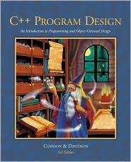 C++ Program Design James P Cohoon