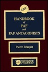 CRC Handbook of Paf and Paf Antagonists Pierre Braquet
