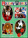 Holiday Wishes: 95 Fun & Festive Plastic Canvas Designs for All Seasons! Janet Tipton