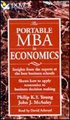 Portable MBA in Economics  by  Allan R. Cohen